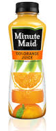 Minute Maid Oranmge Juice Bottle
