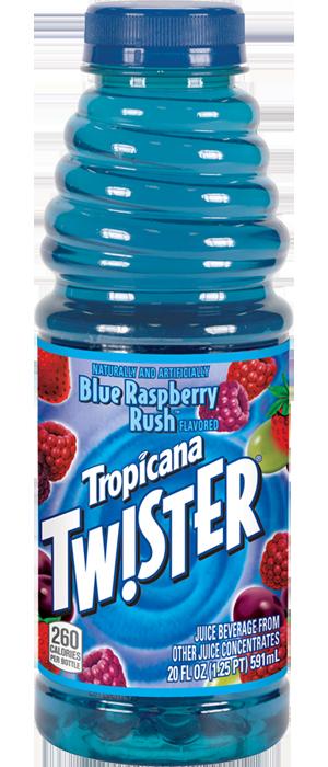 Tropicanna Twister Blue Rasberry